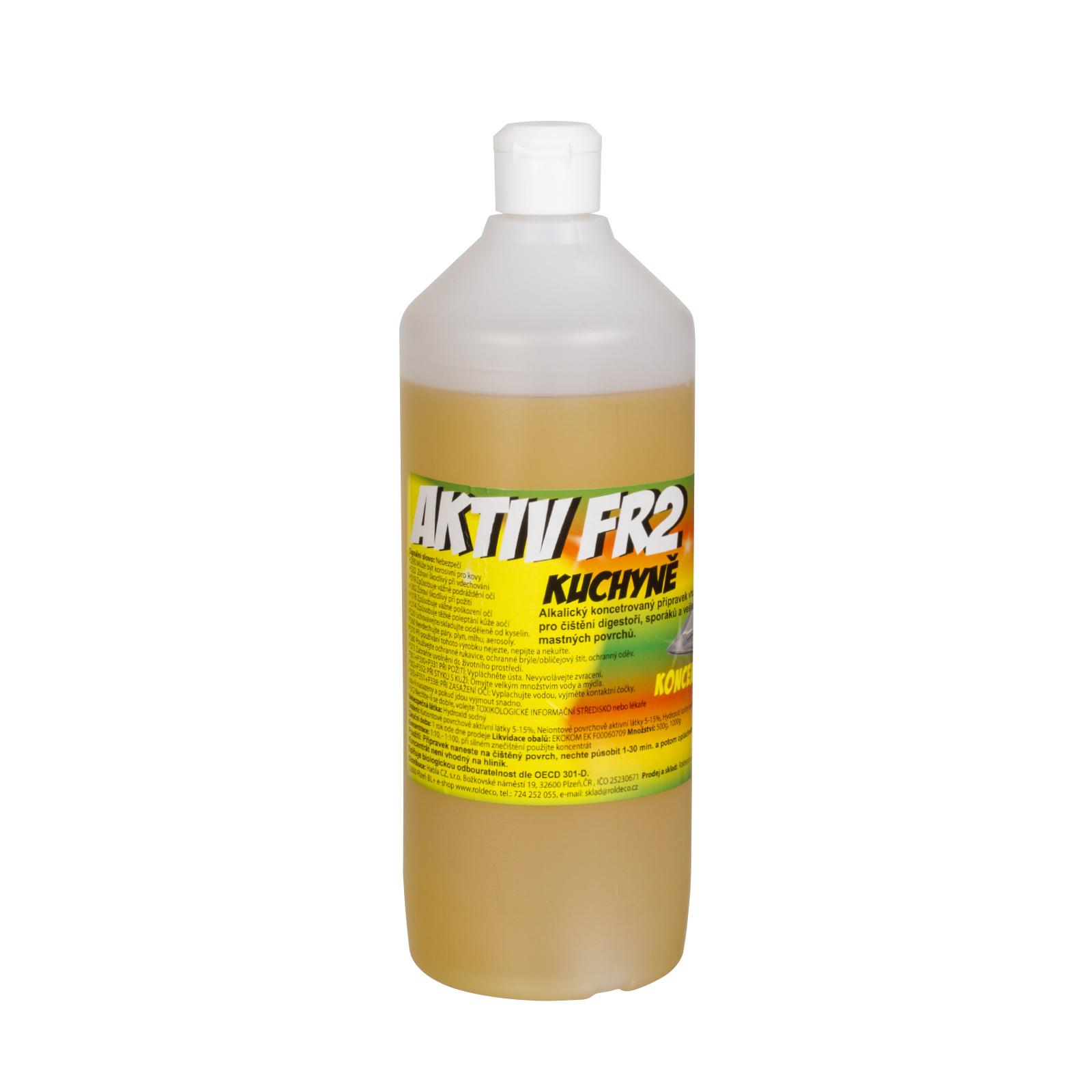Aktiv FR2, alkalický koncentrát balení 1 kg