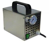 Vzduchový kompresor na pivo s manometrem