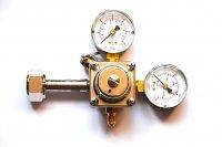 Redukční ventil N2, 1 vývod