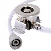 Sanitační adapter plochý SET