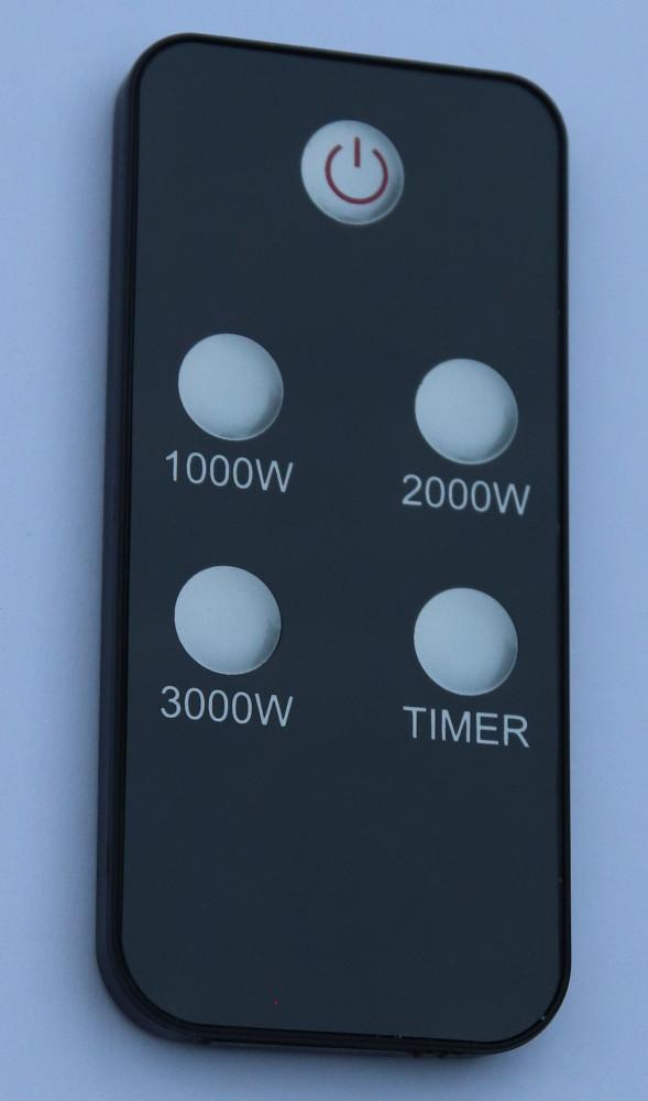 Venkovní tepelný záøiè PHA-3000 + stojan + dálkové ovládání + doprava ZDARMA-1