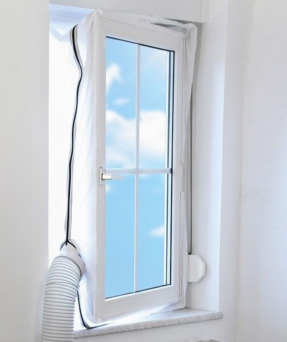 Tìsnìní do oken univerzální k mobilním klimatizacím